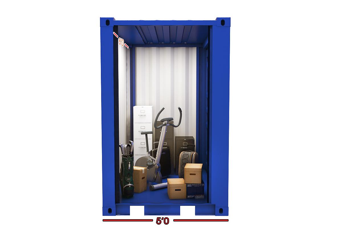 Storebox Storage Unit Small
